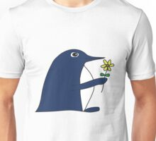 Flower Power Penguin Unisex T-Shirt