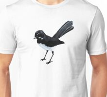 Willie Wagtail Unisex T-Shirt