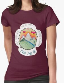 First Aid Kit - My Silver Lining Womens Fitted T-Shirt