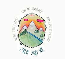 First Aid Kit - My Silver Lining Unisex T-Shirt