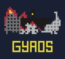 Gyaos Pixel One Piece - Short Sleeve