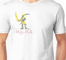 Simplistic Master Yi Design 99% Talent Free Paint Unisex T-Shirt