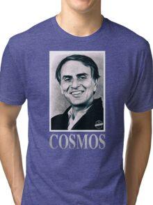 Cosmos Carl Sagan Tri-blend T-Shirt