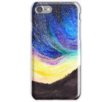 Night sky impressions iPhone Case/Skin