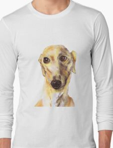 GREYHOUND LOVE Long Sleeve T-Shirt