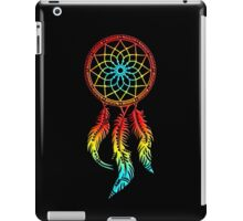 Dream Catcher, dreamcatcher, native americans, american indians, protection iPad Case/Skin