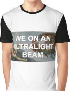 We On An Ultralight Beam Graphic T-Shirt