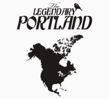 The Legendary Portland One Piece - Long Sleeve
