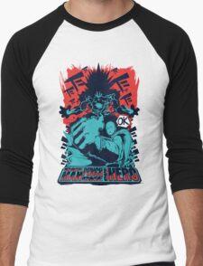One Man, One Punch, One Hero Men's Baseball ¾ T-Shirt