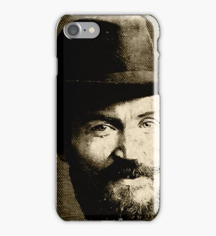 Yong Man Shaw iPhone Case/Skin