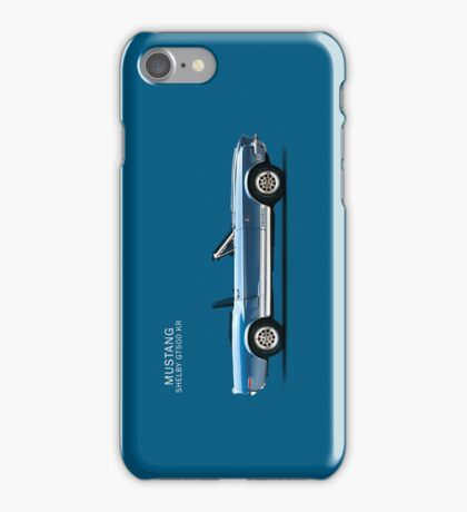 Mustang Shelby GT500 KR iPhone Case/Skin