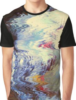 Water Tremors Graphic T-Shirt
