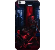 Sith dueling iPhone Case/Skin