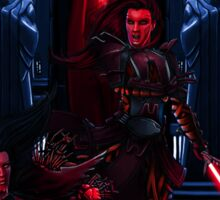 SWTOR - Sith dueling Sticker