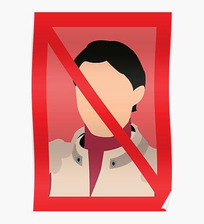 NO ASHLEY- MASS EFFECT Poster