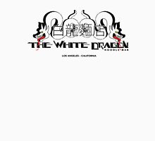 White Dragon - Noodle Bar White Cantonese Text T-Shirt