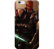 Lord Scourge iPhone Case/Skin