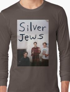 Silver Jews band picture Long Sleeve T-Shirt