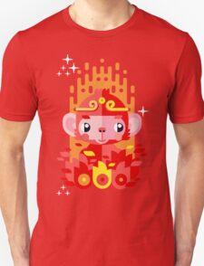 Fire Monkey Year Unisex T-Shirt