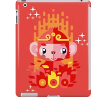 Fire Monkey Year iPad Case/Skin