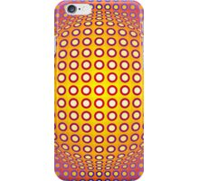 Vasarely style iPhone Case/Skin