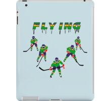 Mighty Ducks Flying ''V'' iPad Case/Skin