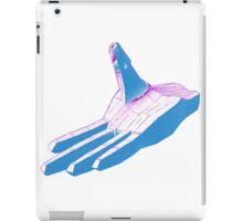 Helping Hand iPad Case/Skin
