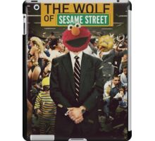 The Wolf Of Wall street-Parody iPad Case/Skin