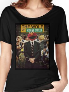 The Wolf Of Wall street-Parody Women's Relaxed Fit T-Shirt