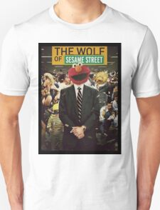 The Wolf Of Wall street-Parody Unisex T-Shirt