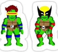 Mutant Teenage Ninja Turtles Sticker