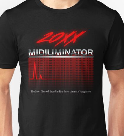 20XX MIDILIMINATOR Unisex T-Shirt