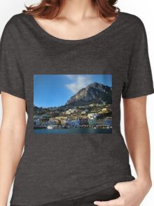 The Isle Of Capri Women's Relaxed Fit T-Shirt