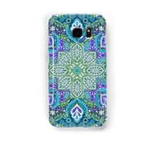 Peacock Summer Samsung Galaxy Case/Skin