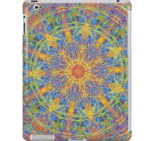 Kaleidoscope Mandala Number One iPad Case/Skin