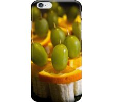 A Fruitful Army - Watercolor iPhone Case/Skin