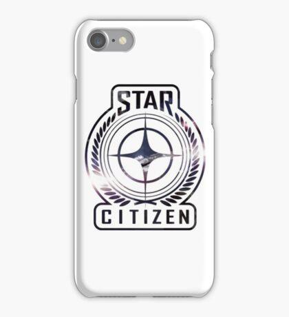 Star Citizen Logo iPhone Case/Skin
