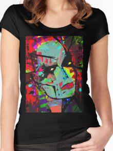 The Body Double Women's Fitted Scoop T-Shirt