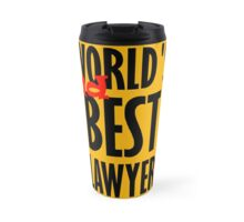 Better Call Saul - World's 2nd Best Lawyer Travel Mug