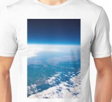 Istanbul from the space Unisex T-Shirt
