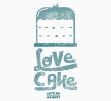 Love Cake Kids Tee