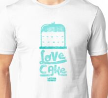 Love Cake Unisex T-Shirt