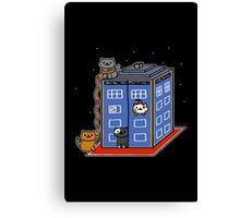 Who Atsume Canvas Print