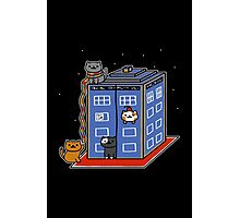 Who Atsume Photographic Print