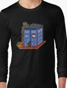 Who Atsume Long Sleeve T-Shirt