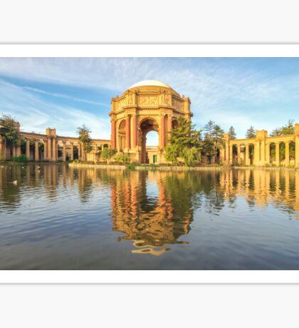 Palace of Fine Arts - San Francisco Sticker