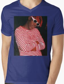 The Gorgeous Lil Yachty Mens V-Neck T-Shirt