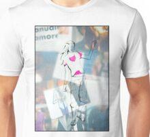 Fashion 2, A4, 2011, mixed technique Unisex T-Shirt