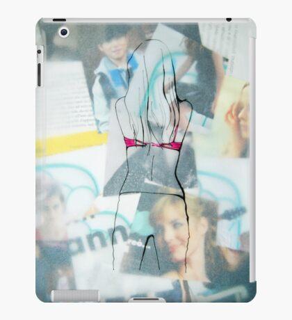 Fashion 6, A4, 2011, mixed technique iPad Case/Skin