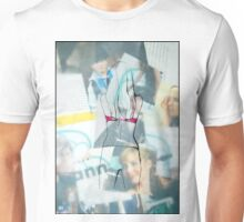 Fashion 6, A4, 2011, mixed technique Unisex T-Shirt